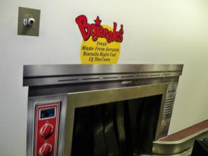 Bojangles' at the Charlotte Airport